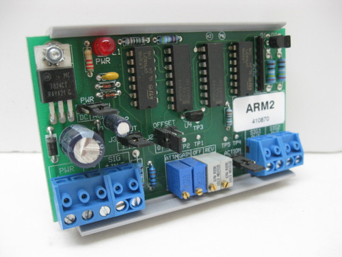 Automation Components Inc. ARM2 Analog Current to Dual 4-20ma Output Module