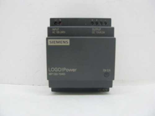 Siemens 6EP1322-1SH03 Logo Power 12v Power Supply