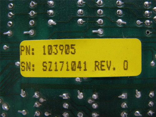Crown 103905 Rev. 0 Digital Conversion Circuit Board