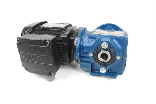 Sew Eurodrive SAF37DRS71S4 Gearmotor .50Hp 230/460V 61 RPM Hollow Shaft TEFC