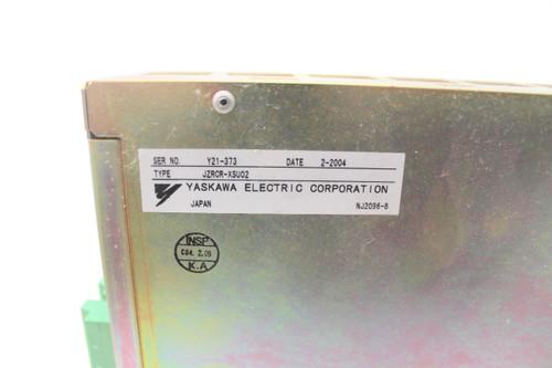 Yaskawa  JZRCR-XSU02 Servo Controller for Motoman XRC 2001 Control