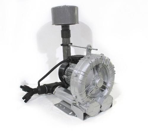 BAK HD240 Regenerative Blower 2.5Kw 3500 RPM 157 CFM