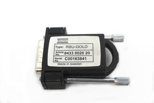 Atlas Copco 8433-0020-20 RBU-Gold Rapid Backup Unit