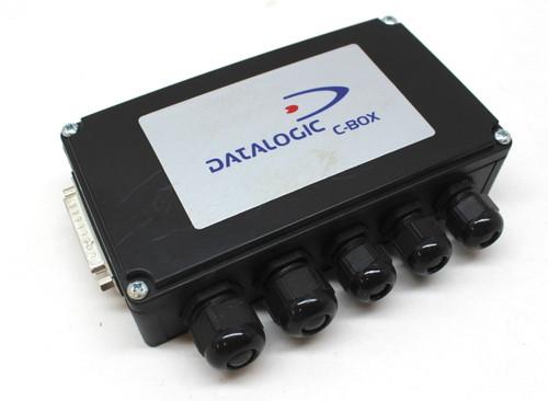 Datalogic C-Box 200 Barcode Scanner Connection Box 10-30Vdc New