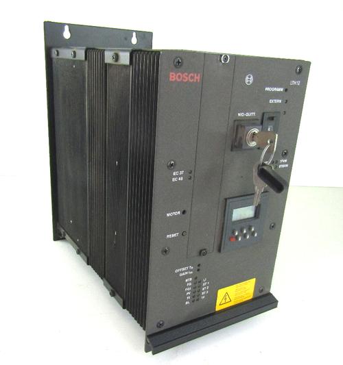 Bosch LTH 12 Servo Controller 0 608 750 056, 240V, 10A