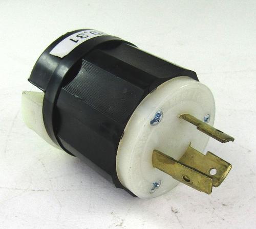 Leviton 2321 Nema L6-20 Twist Lock Plug, 20A, 250V