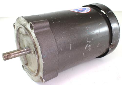 Baldor KM3454 Electric Motor .25 Hp 230/460 Vac 3 Ph 1725 RPM 56C Frame