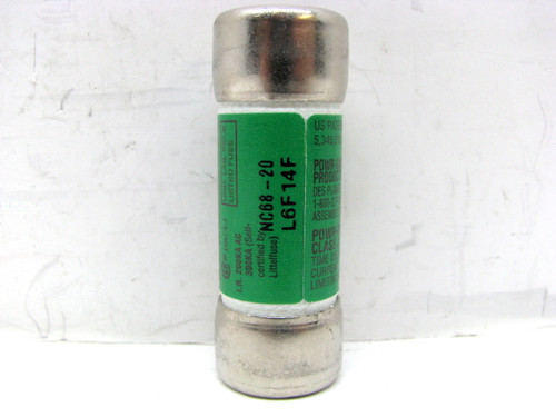 LittelFuse JTD10ID Time Delay Current Limiting 10 Amp Fuse