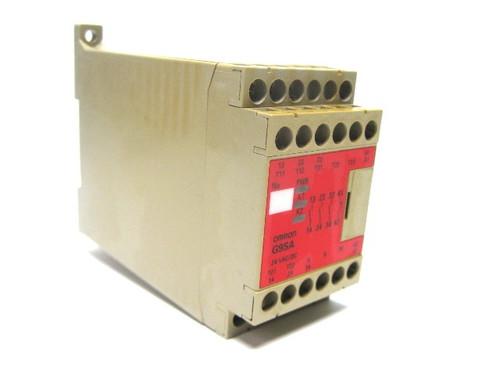 Omron G9SA-301 Safety Relay Unit 24 Vac/Vdc