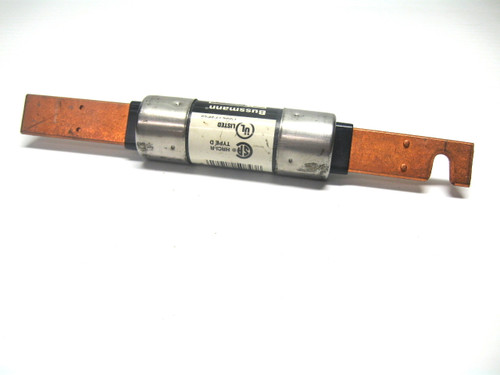 Bussmann FRS-R-100 Dual Element Time Delay Fuse 100 Amp 600 Vac