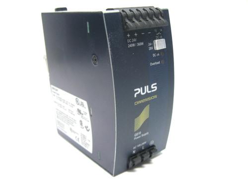 Puls Dimension QS10.241 Power Supply 100-240 Vac, 24 Vdc