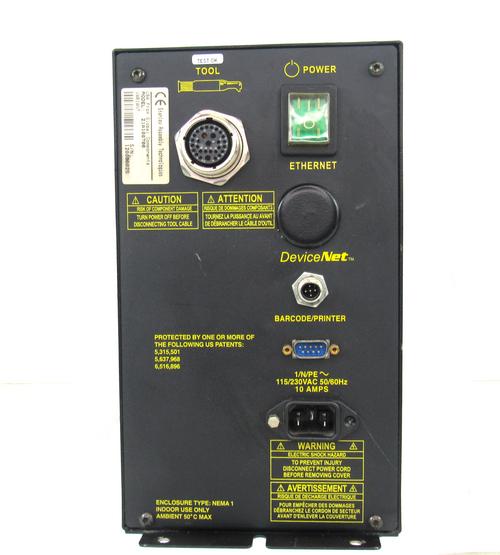 Stanley Assembly Technologies 21A108700 Torque Controller Nutrunner