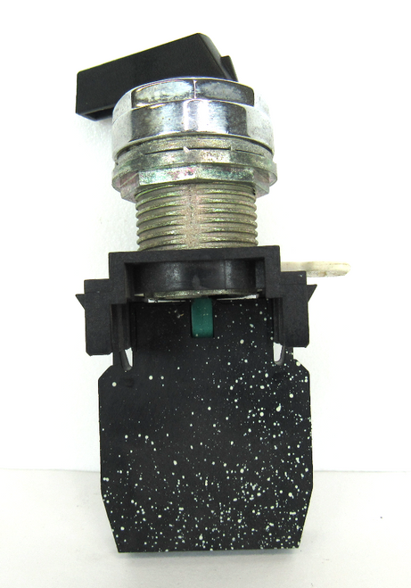 Eaton Cutler Hammer E22B20 2 Position Selector Switch