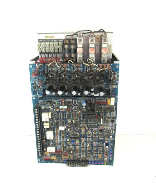Emerson Control Techniques 2950-8400-0124 Inverter LASER Control 7.5 Hp 480V