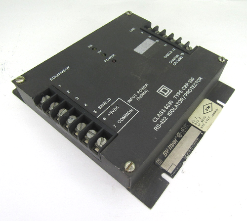 Square D 8030 CBP-320 RS-422, Ser. A1 Isolator/Protector
