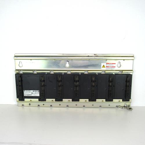 Allen Bradley 2094-PRS6 Ser. A 6 Axis Slim Power Rail, 6 Amp, 230V AC / 425V DC