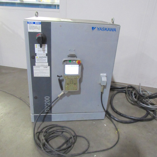 Yaskawa Motoman MH50 II with DX200 Control 50Kg Payload 2061 Reach Only 150 Hrs
