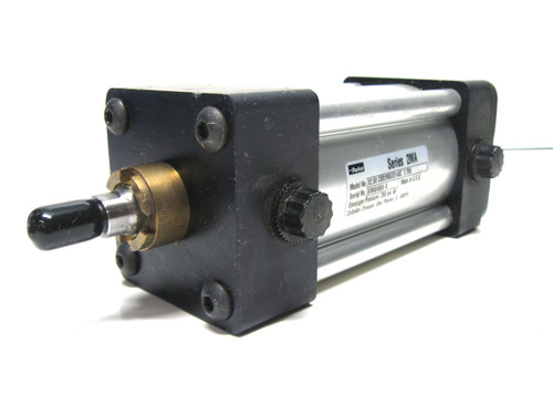 Parker 02.50 CBB2MAUS14AC 2.750 Pneumatic Cylinder 2.5 Inch Bore 2.75 Stroke New