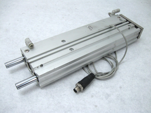 SMC MGPL25N-250A Compact Guide Cylinder 25mm Bore 250mm Stroke