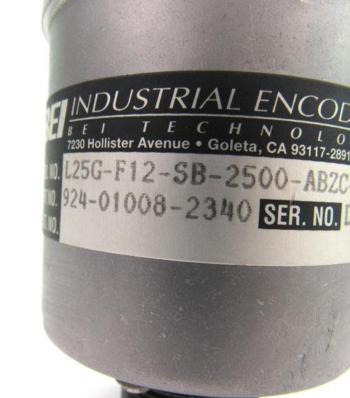 BEI Industrial Encoder Division 924-01008-2340 Encoder 5-24 VDC New