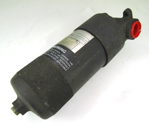 Vickers H3501B4LNB2V03 High Pressure Hydraulic Filter Housing, 3000 PSIG, F6V