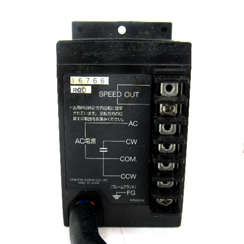 Oriental Motor US560-01CT Speed Control Unit, 200V AC, USED
