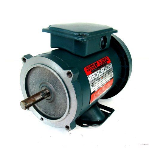 Reliance Electric C56S3138P Duty-Master AC Motor, 1-Phase, 1/3HP, 1725RPM, 115/208-230V, 6.4/3.2Amp, NEW