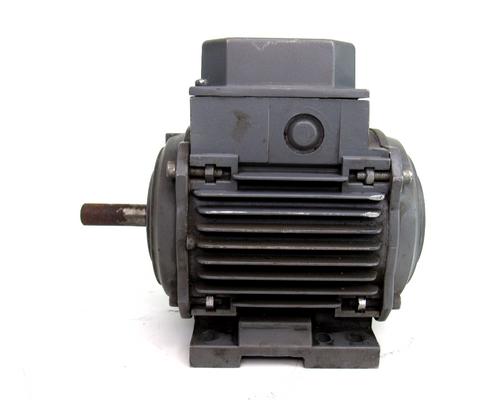 ABB M1AA 48-A4 Motor, 3-Phase, 60Hz, 0.37Hp, 220/440V, 2/1 Amp