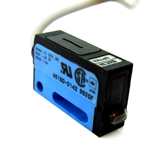 Sick WS160-D142 Photoelectric Sensor, 10~30V DC, 0-8.5M Sensing Range