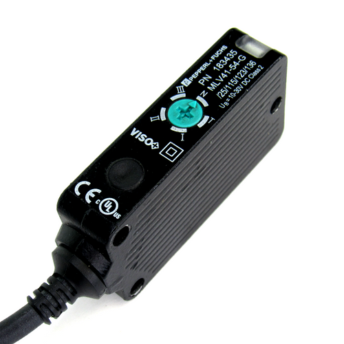 Pepperl+Fuchs MLV41-54-G Photoelectric Sensor, 10-30V DC
