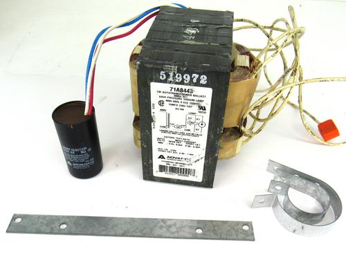 Philips Advance 71A8443-001D Core & Coil Ballast Kit, 480V, 1-400W S51 HP Sodium