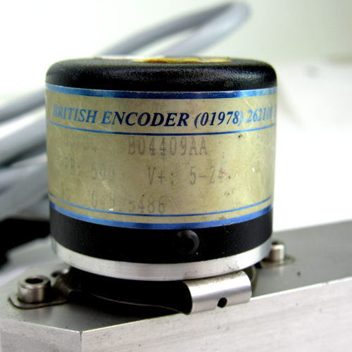 British Encoder B04409AA Optical Rotary Encoder Assembly, 5~24V DC, 500 PPR