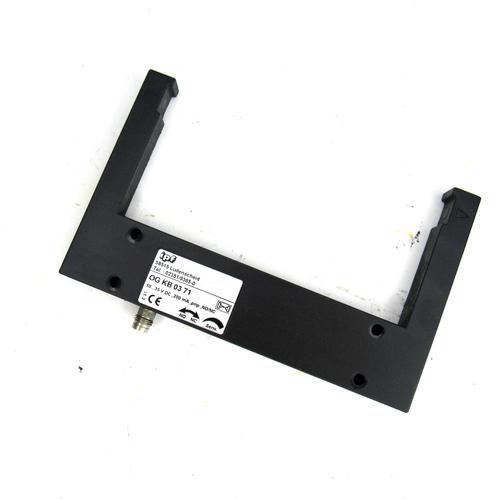 IPF OG KB 03 71 Forked Light Barrier, 10~35V DC, 200mA