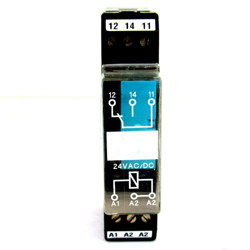Phoenix Contact EMG 17-REL/KSR-24/21AU BK Contact Relay Module, 24V AC/DC