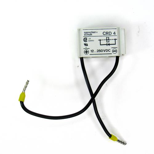 Sprecher+Schuh CRD4 Surge Suppressor, 12~250V DC