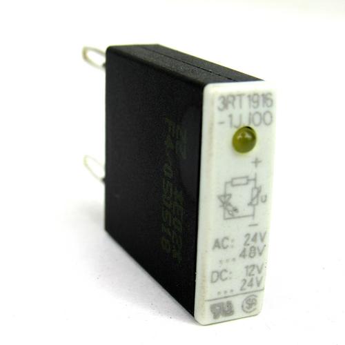 Siemens 3RT1916-1JJ00 Varistor Surge Suppressor, 24~48V AC, 12~24V DC