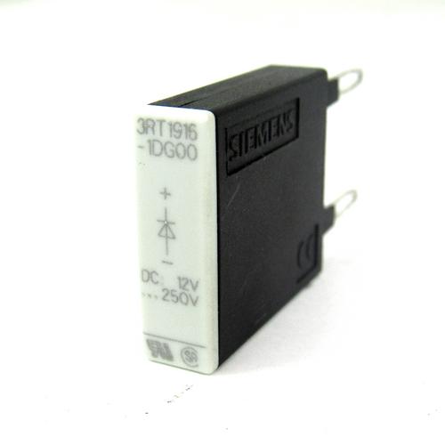 Siemens 3RT1916-1DG00 Surge Suppressor, 12~250V DC