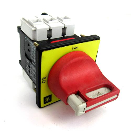 Telemecanique Disconnect Switch, 32 Amp, 660V AC, 3-Pole