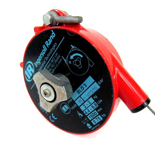 Ingersoll Rand BLD3 Tool Speed Balancer, 2-3kg, 4.4-6.6 Lbs, 1600mm