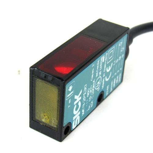 Sick WE9-2P130 Photoelectric Sensor, Through-Beam, 10~30V DC, <100mA