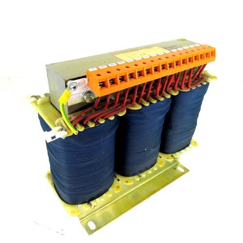 Block MSU 5044/10 Auto Transformer, 10000VA, 50/60Hz, 400V, 14.5 Amp, 3-Phase