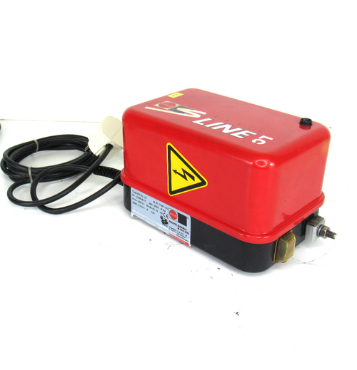 Haug GMBH EN SL LC Static Line Power Supply, 230V, 50/60Hz, 6.7kV w/ PS 030 200 Radial Elimination Ionisation Bar