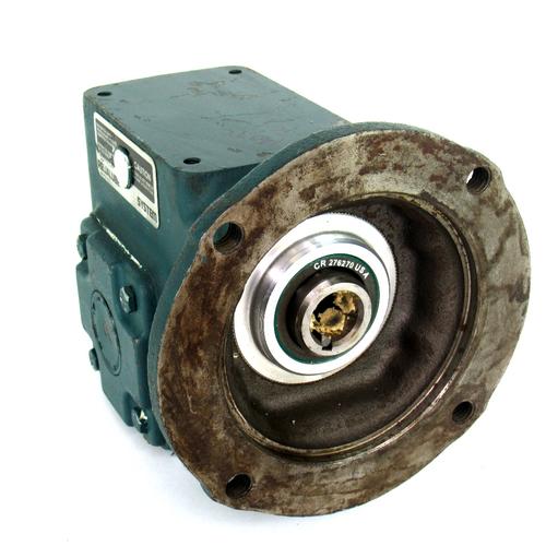 Dodge Tigear MR94879L1 L BD Speed Reducer, 15:1 Ratio, 1.20 HP, 1750 RPM, Output Torque: 524
