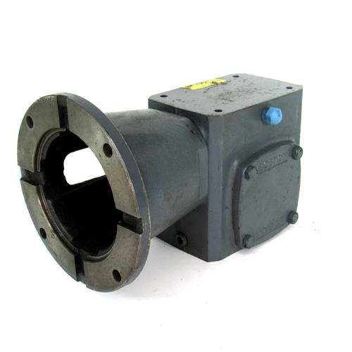 Boston Gear RF718-20-B5-G Worm Speed Reducer, Right Angle, 20:1 Ratio, 0.770 HP, Output Torque: 454 Lb. Inch, 1750 RPM