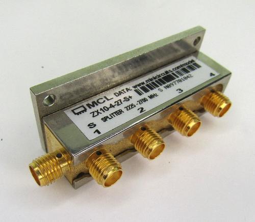 Mini-Circuits ZX10-4-27-S+ Four Way Power Splitter, 2225-2700 MHz