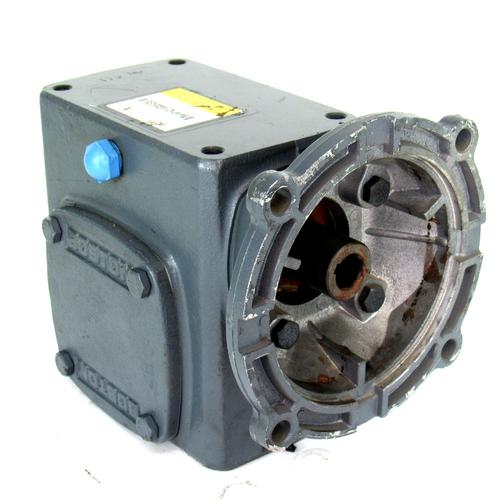 Boston Gear F721-30-B5-J Gear Reducer, 30:1 Ratio, 872 LB/IN Output Torque, 0.99 HP