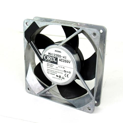 Oriental Motor MU1225S-41 ORIX AC Fan, 200V AC, 11/9.5W, 50/60Hz, NEW