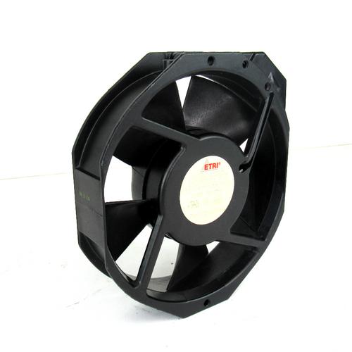 ETRI 148VK0281 030 AC Fan, 208/240V, 50/60Hz, 35/33 W, 200/170mA