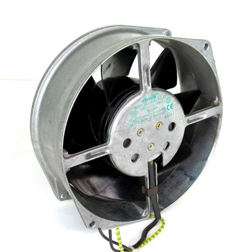 EBM-Papst W2S130-AA03-77 Axial Cooling Fan, 230V, 50/60Hz, 45/39W, 223.6 CFM