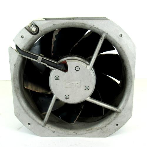 EBM-Papst W2E200-HH86-01 AC Axial Fan, 115V AC, 50/60Hz, 64/80W, 607 CFM